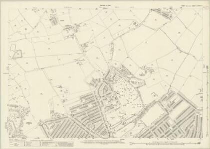 Essex (New Series 1913-) n LXXVIII.11 (includes: Ilford) - 25 Inch Map
