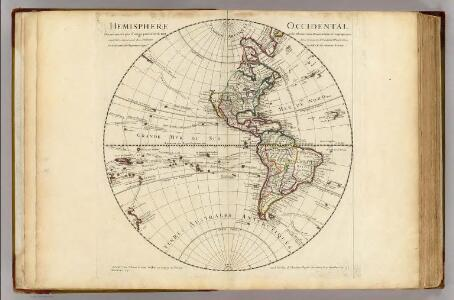 Hemisphere Occidentale.