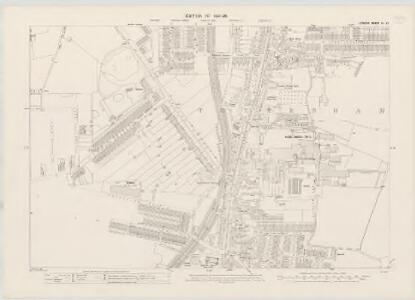 London III.27 - OS London Town Plan