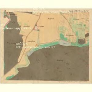 Althart - m2852-1-008 - Kaiserpflichtexemplar der Landkarten des stabilen Katasters