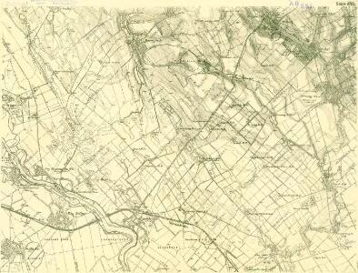 III. vojenské mapování 4760/1