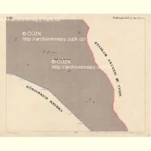 Deffernik - c1075-1-008 - Kaiserpflichtexemplar der Landkarten des stabilen Katasters