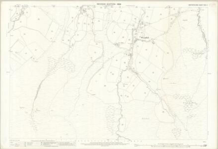 Westmorland XXIX.11 (includes: Orton; Ravenstonedale) - 25 Inch Map