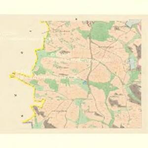 Komschin (Komssjn) - c3306-1-002 - Kaiserpflichtexemplar der Landkarten des stabilen Katasters