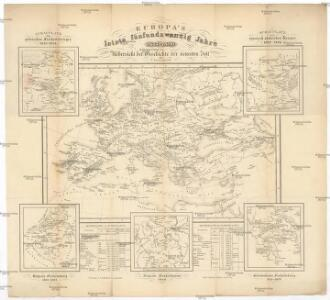 Europa's letzte fünfundzwanzig Jahre 1815-1840 zur Uebersicht der Geschichte der neuesten Zeit