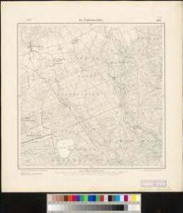 Meßtischblatt 1633 : Gr. Fahlenwerder, 1893