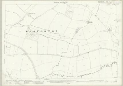 Bedfordshire XX.6 (includes: Broughton; Cranfield; Hulcote and Salford; Moulsoe; Wavendon) - 25 Inch Map