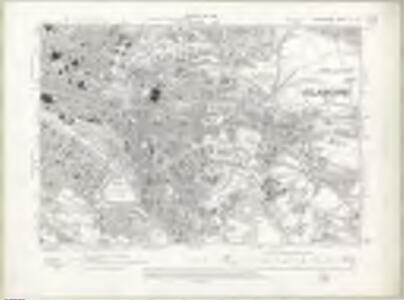 Lanarkshire Sheet VI.SE - OS 6 Inch map
