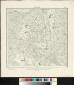 Meßtischblatt 2172 : Stackelitz, 1906