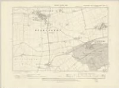 Lincolnshire XCVII.SE - OS Six-Inch Map