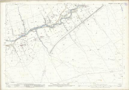 Yorkshire LXIV.8 (includes: Dent; Garsdale) - 25 Inch Map