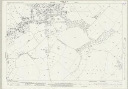 Wiltshire XLIV.12 (includes: Upton Scudamore; Westbury) - 25 Inch Map