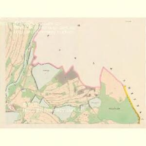 Lassenitz - c3807-1-003 - Kaiserpflichtexemplar der Landkarten des stabilen Katasters