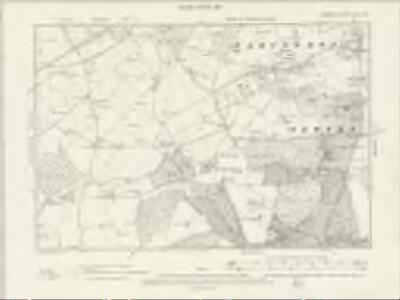 Hampshire & Isle of Wight XLIII.NW - OS Six-Inch Map
