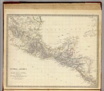Central America, S. Mexico.