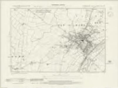 Cambridgeshire XXVI.SW - OS Six-Inch Map