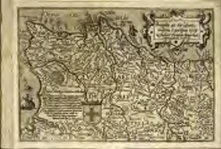 Portugalliæ que olim Lusitania, nouissima et exactissima descriptio