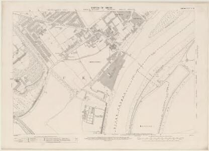 London X.14 - OS London Town Plan