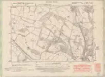 Stirlingshire Sheet n XI.NW - OS 6 Inch map
