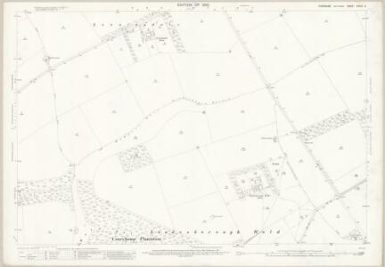 Yorkshire CXCIV.2 (includes: Londesborough; Middleton; Nunburnholme; Warter) - 25 Inch Map