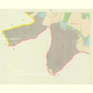 Oberdorf - c2172-1-004 - Kaiserpflichtexemplar der Landkarten des stabilen Katasters