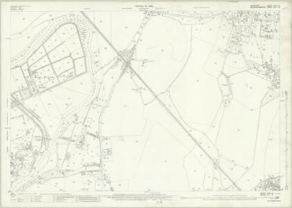 Berkshire XXXII.15 (includes: Datchet; Horton; Old Windsor; Wyrardisbury) - 25 Inch Map