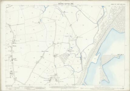 Sussex LXXIII.15 & 16 (includes: Selsey) - 25 Inch Map