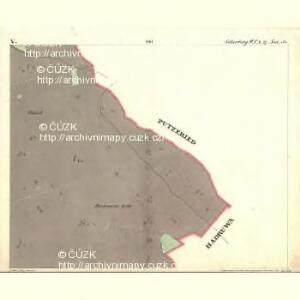 Silberberg - c5515-1-005 - Kaiserpflichtexemplar der Landkarten des stabilen Katasters