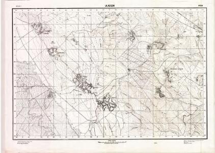 Lambert-Cholesky sheet 4480 (Vlădeni)