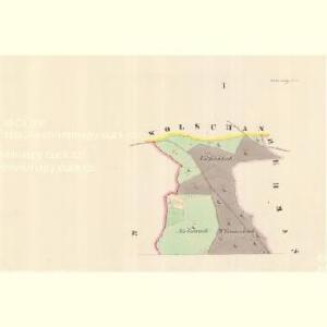 Walterschlag (Waltinow) - m3277-1-001 - Kaiserpflichtexemplar der Landkarten des stabilen Katasters