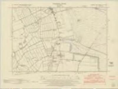 Suffolk XII.SW - OS Six-Inch Map