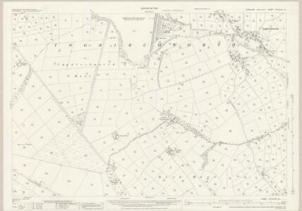 Yorkshire CCLXXIII.10 (includes: Dunford; Gunthwaite And Ingbirchworth; Penistone) - 25 Inch Map