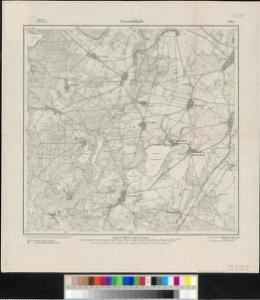 Meßtischblatt 2115 : Cossenblatt, 1915