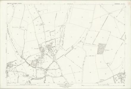 Oxfordshire XX.8 (includes: Chadlington; Spelsbury) - 25 Inch Map