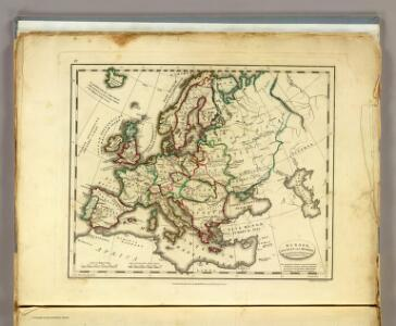 Europe ancient, modern.