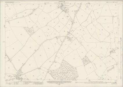 Essex (New Series 1913-) n XLIV.11 (includes: Great and Little Leighs; Great Waltham; Little Waltham) - 25 Inch Map