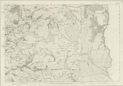 Cheshire XXXII - OS Six-Inch Map