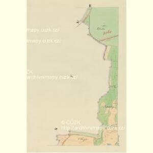 Maschitz - c4538-1-002 - Kaiserpflichtexemplar der Landkarten des stabilen Katasters