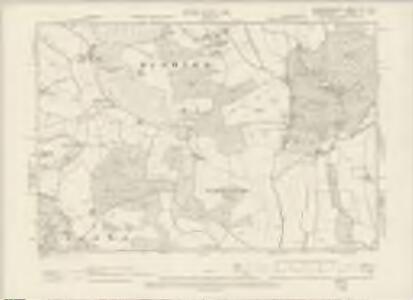 Buckinghamshire XLV.SE - OS Six-Inch Map