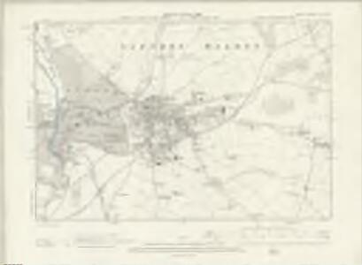 Essex IX.NW - OS Six-Inch Map