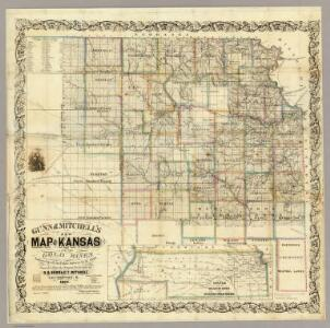Kansas And The Gold Mines.
