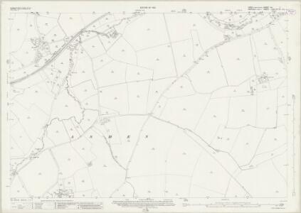 Essex (New Series 1913-) n X.1 (includes: Ashen; Ovington; Stoke By Clare) - 25 Inch Map