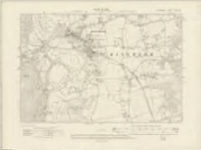 Hampshire & Isle of Wight LXX.SE - OS Six-Inch Map