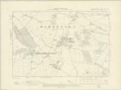 Worcestershire XXIX.SE - OS Six-Inch Map