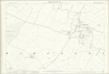 Huntingdonshire XIII.9 (includes: Hamerton; Steeple Gidding; Winwick) - 25 Inch Map