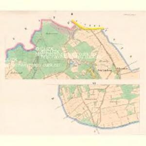 Alt Kinsberg - c7298-2-002 - Kaiserpflichtexemplar der Landkarten des stabilen Katasters