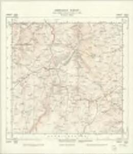 SH96 - OS 1:25,000 Provisional Series Map