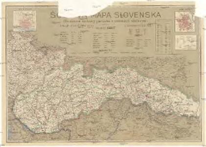 Šo[lcov]a mapa Slovenska