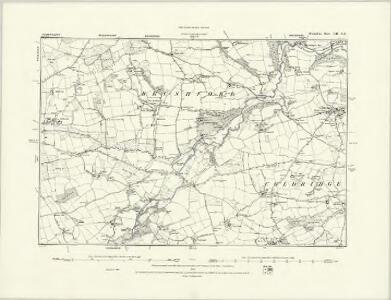Devonshire LIII.NW - OS Six-Inch Map