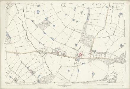 Staffordshire XXXVI.7 (includes: Ellenhall; Gnosall; Ranton) - 25 Inch Map